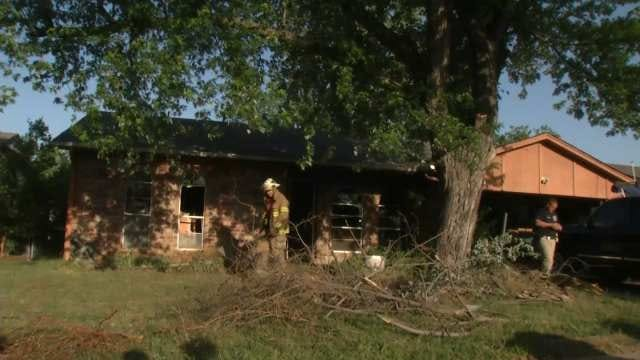 Tulsa Man Dies Following Early Morning House Fire