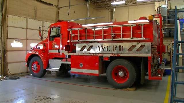 Washington County Uses Unique Strategy To Fight Fires