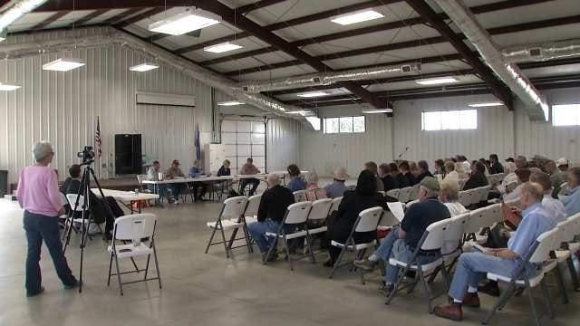 Osage County Votes 'No' On Controversial Wind Farm
