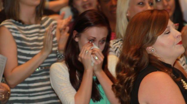 RSU Nursing Student Gets Surprise From Deployed Husband