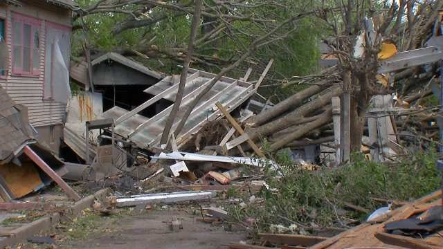 SBA Loan Assistance Offered For Oklahoma, Kansas Tornado-Damaged Businesses