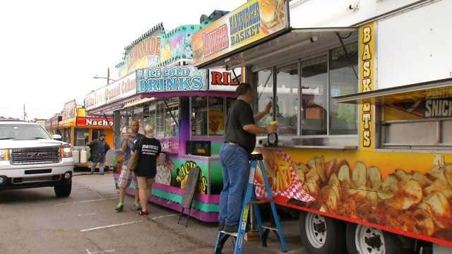 Severe Weather Plans In Place For Rooster Days, Trail Days