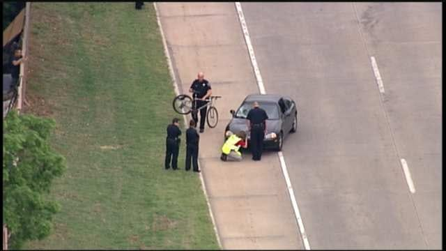 Tulsa Police Identify Bicycle Rider Killed In Crash On Riverside Drive