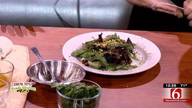 Andolini's Vanilla Bean Salad