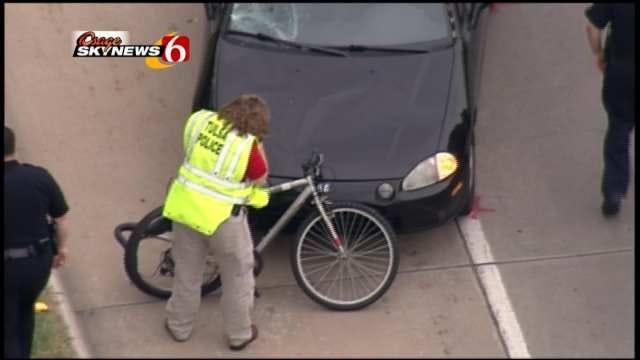 EMSA Offers Bike Safety Tips After Fatal Tulsa Accident