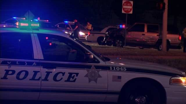 Police: Shots Fired During East Tulsa Road Rage Incident