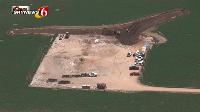 6 Investigates: Oklahoma's 'Largest Oil And Gas Drilling Spill Of Its Kind'