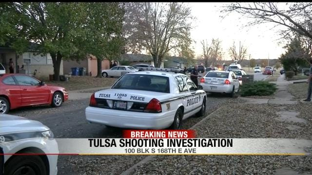 Tulsa Police: 3-Year-Old Accidentally Shot, Killed Mother