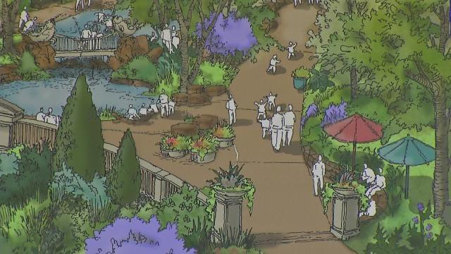 Campaign To Transform Tulsa Botanic Gardens Gets $10 Million Jumpstart