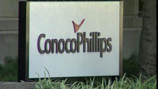 Conoco Phillips Lays Off About 4 Percent Of Workers