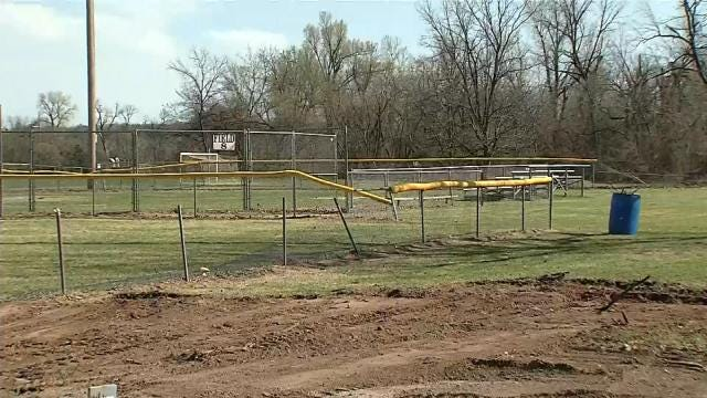 Sand Springs Youth Baseball Seeks Donations After Tornado