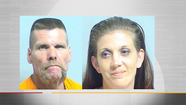 Tulsa Couple Arrested For Shooting At House Guests