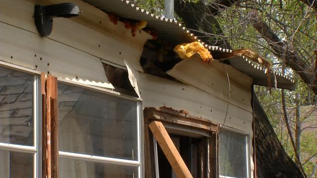 Tulsa Renter: Landlord Abandoned Repairs, Disconnected Phone After Tornado