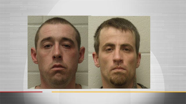 Two Bartlesville Men Charged With Firing Guns Outside Shopping Center