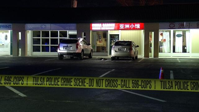 Two Men In Critical Condition After Tulsa Shooting
