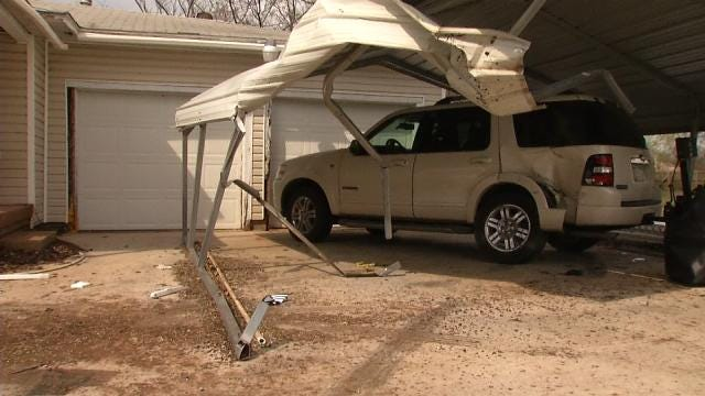 News On 6 Story Helps Locate Suspected Hit-And-Run Driver In Enid