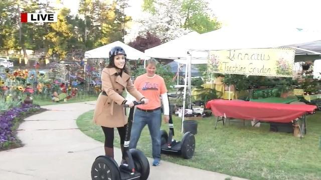 Tulsa Garden Center Holds Springfest Market And Festival