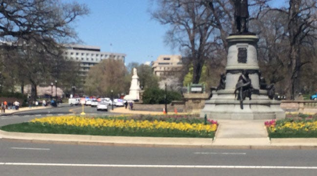 Jenks Students On Lockdown During Shooting At U.S. Capitol