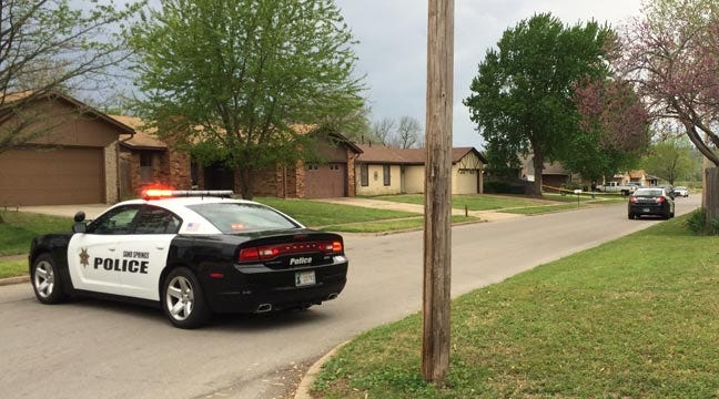 Man Shot By Sand Springs Officer Was Schizophrenic, Family Says