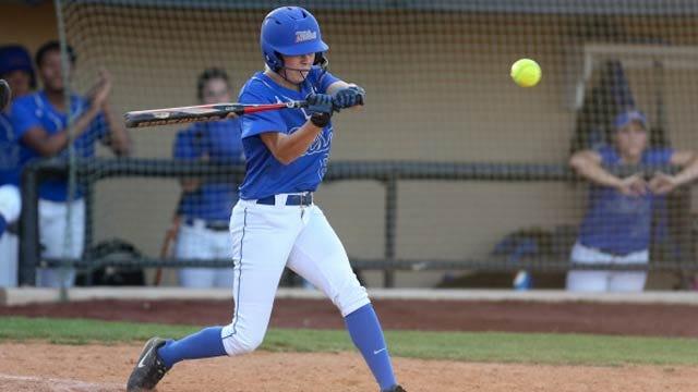 Tulsa Softball Sweeps East Carolina In Doubleheader