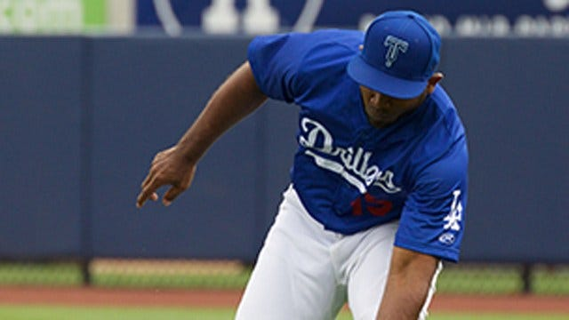 Drillers Blanked By Corpus Christi