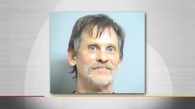 Police: Tulsa Man Smoking Drugs Shoots Out Own Front Door