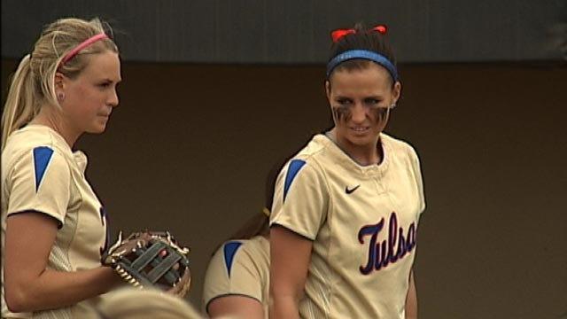TU Softball: Golden Hurricane Finishes Sweep of East Carolina