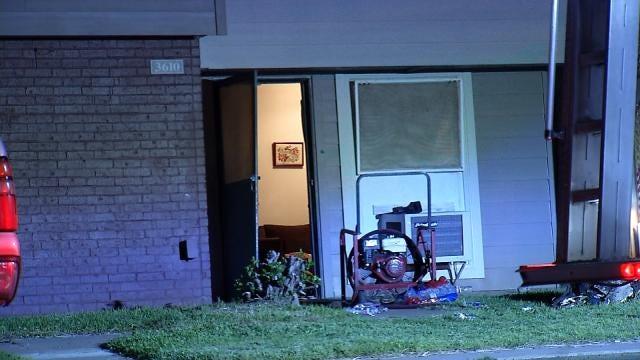 Tulsa Police: Baby Dies Following Tulsa Apartment Fire
