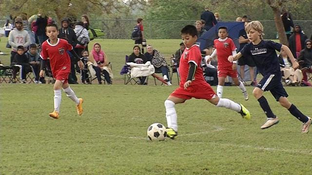 Tulsa Soccer Tournament Attracts Thousands Of Kids, Millions Of Dollars