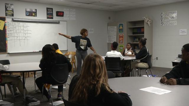 Oklahoma Schools Prepare For 'Testing Season'