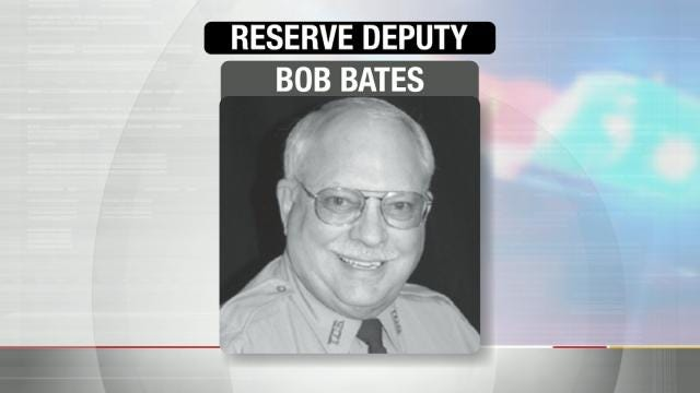 Reserve Deputy Charged With Manslaughter In Eric Harris Death