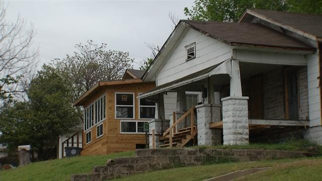City Hopes To Revitalize One Of Tulsa's Oldest Neighborhoods