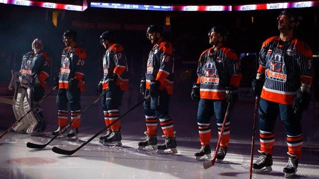 Oilers Release 2015 Playoff Roster