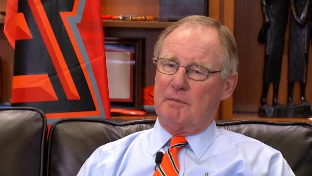 OSU President Raising Funds To Provide Students Education And 'So Much More'