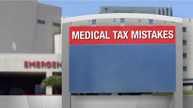 Preventing Medical Tax Mistakes Could Seriously Save Money