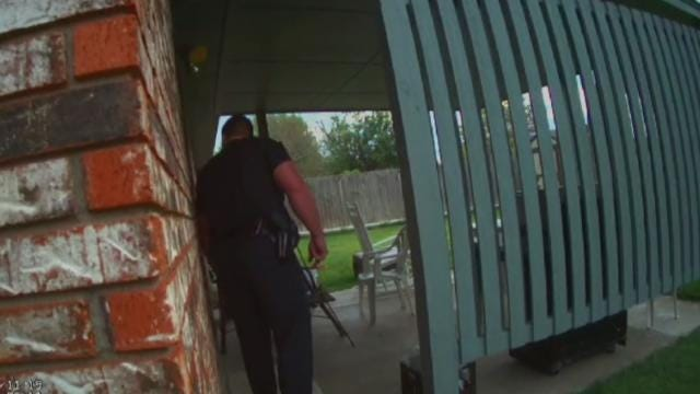 Sand Springs Police Release Video Of Fatal Shooting