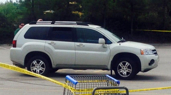 Body In Walmart Parking Lot For Over A Month, Tulsa Police Say