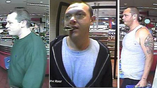 QuikTrip Beer Thief Targeted By Tulsa Police