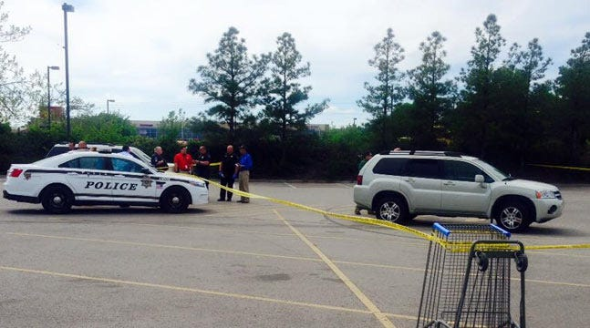 Tulsa Walmart Employees Say They Called Police About Suspicious SUV