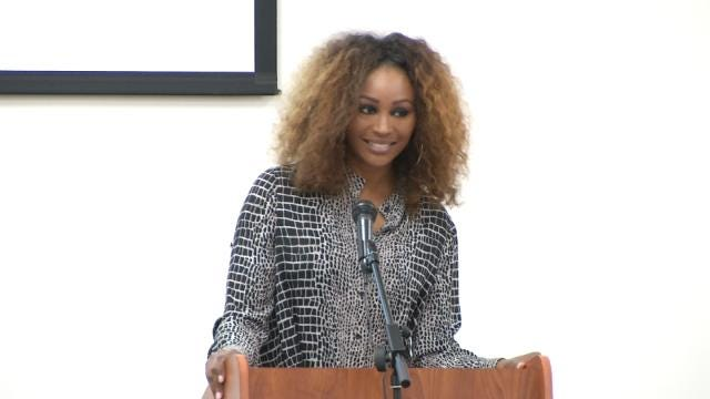 Model, Reality TV Star Speaks About Success At Women Of Color Expo