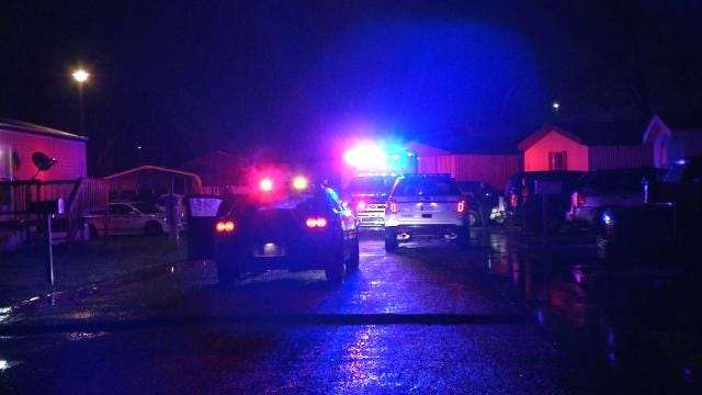 Tulsa Father And Son Shot In Apparent Robbery