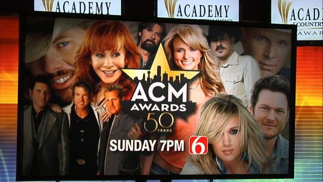 50th Country Music Awards Show Live Tonight On CBS