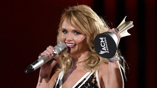 Oklahoma Country Music Artists Shine At ACM Awards