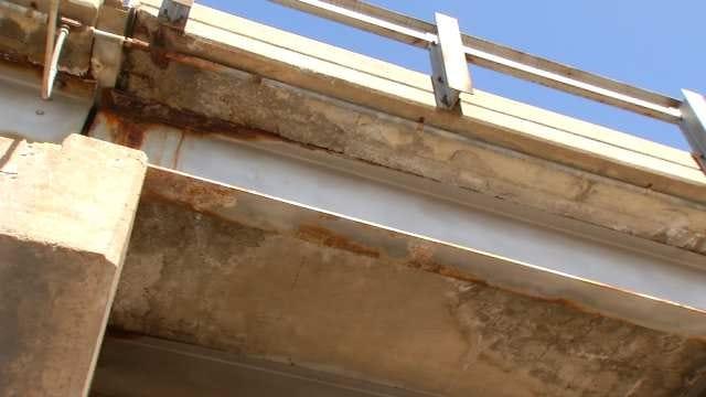 Study: 4,200 Oklahoma Bridges Need Structural Repairs