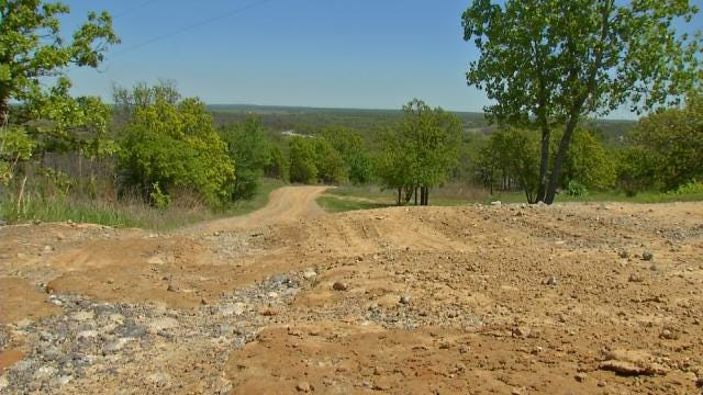 Embezzlement Charges Preventing Creek County Commissioner From Fixing Roads