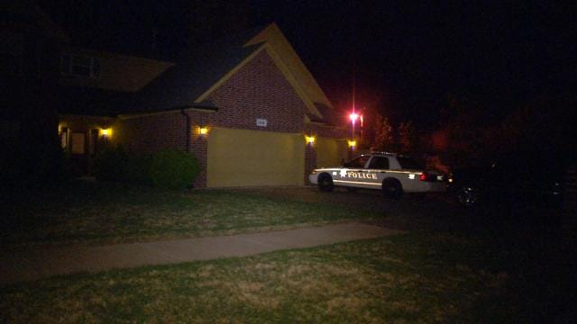 Shots Fired Into Home, Personal Car Of Tulsa Police Officer