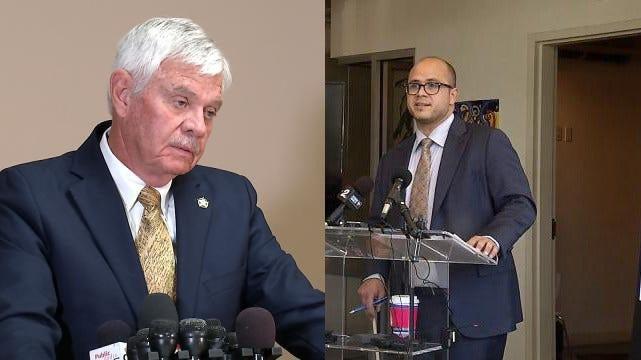 TCSO, Harris Family Attorney Address Policies, 'False Records'