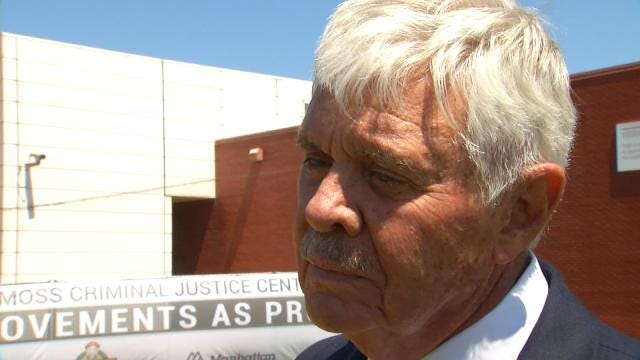 Tulsa Jail Expansion Aimed At Helping Mentally Ill Inmates