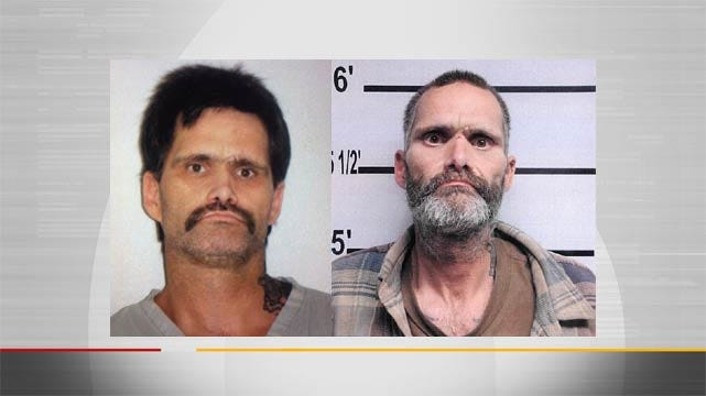 Tulsa Prison Escapee Found 'Extremely Dirty' In Delaware County