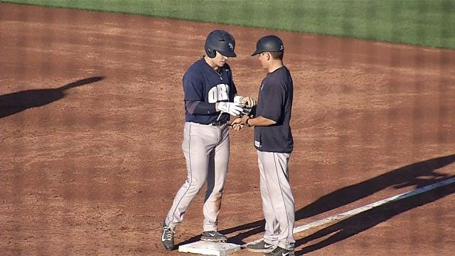 Cummings Leads ORU To 5-3 Victory Over UALR